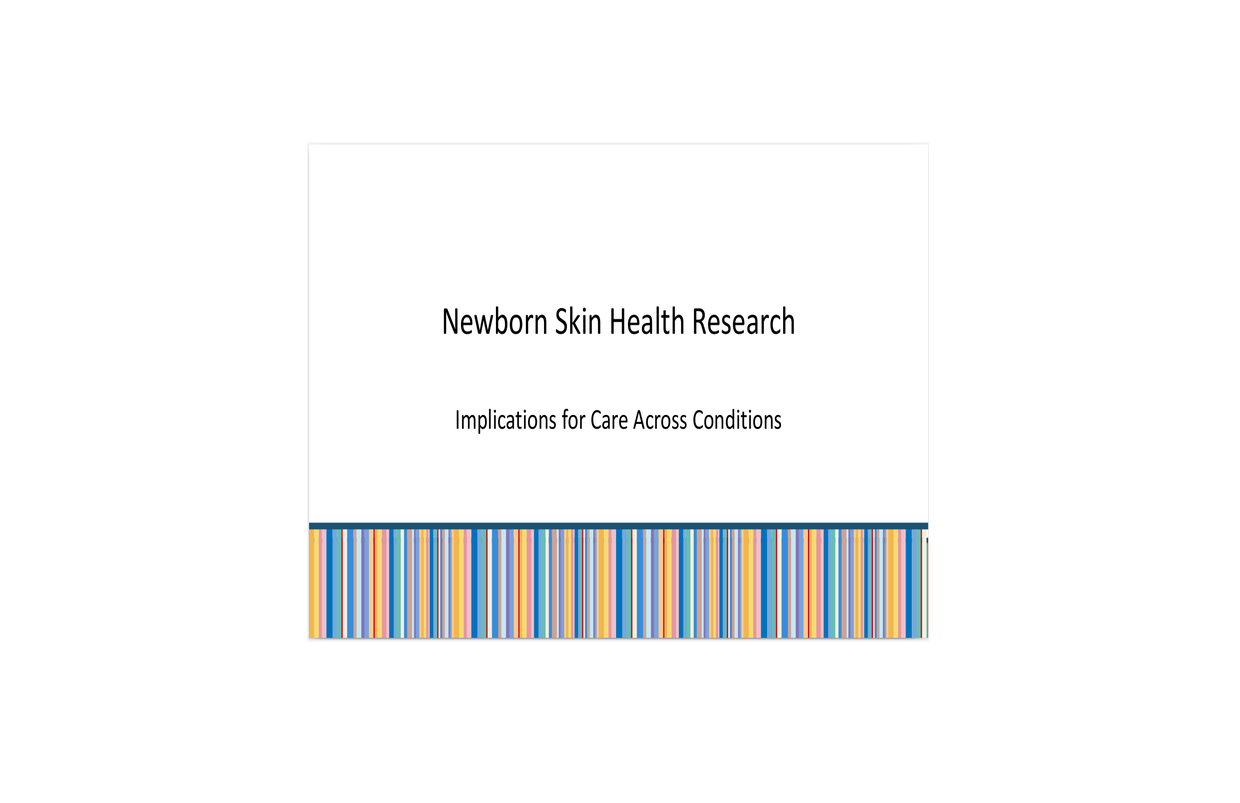 Skin Health Implications Care Conditions