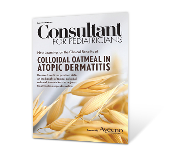 Clinical Benefits of Colloidal Oatmeal