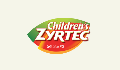Children's zyrtec icon