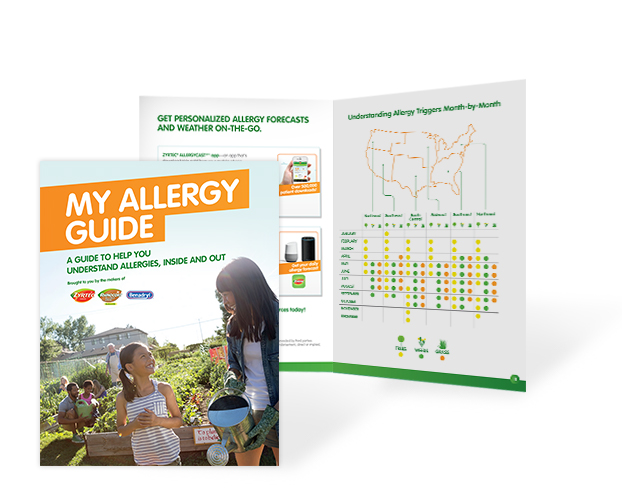 My Allergy Guide