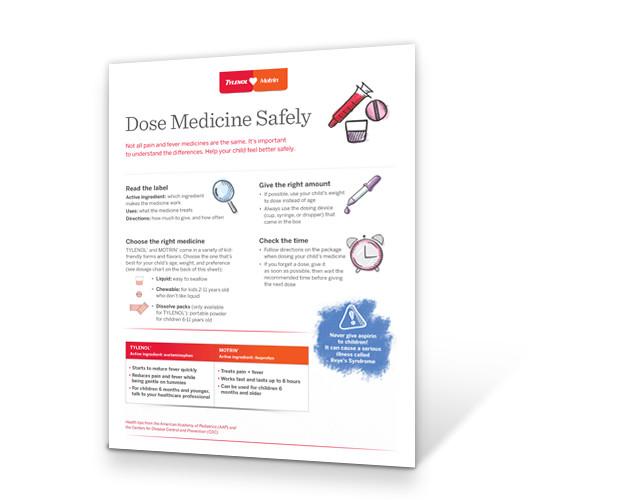 Dose Medicine Safely