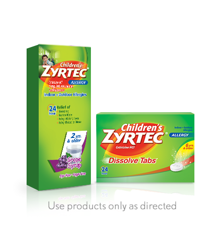Zyrtec products