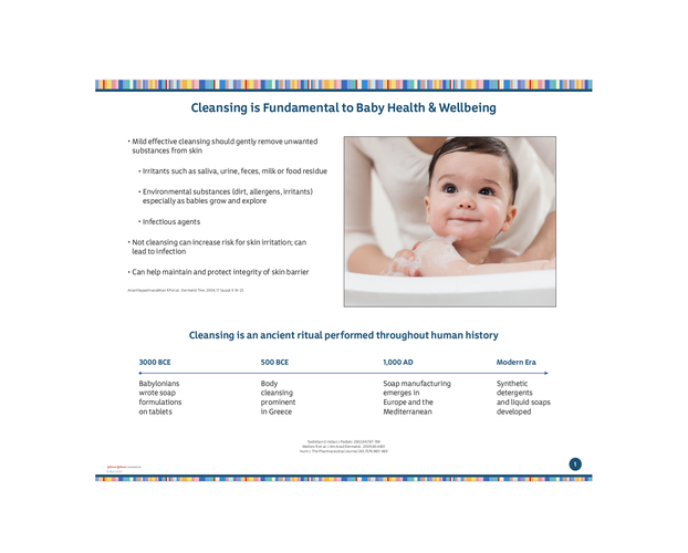 Infant Cleansing Best Practices
