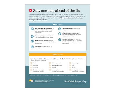 Flu Checklist